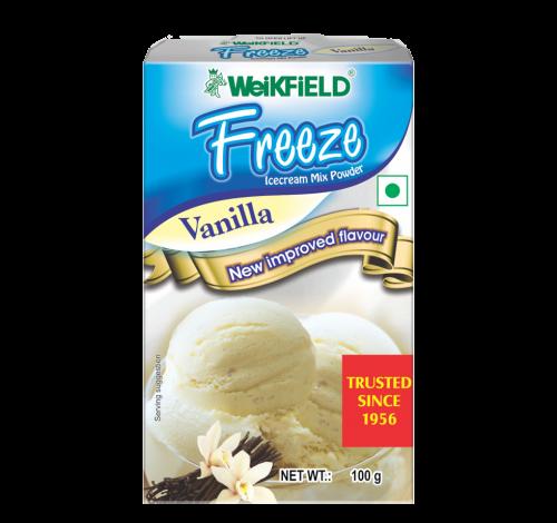 Freez Icecream Vanilla Age Group: Old-Aged