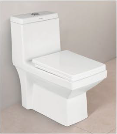One Piece Toilet - 4001