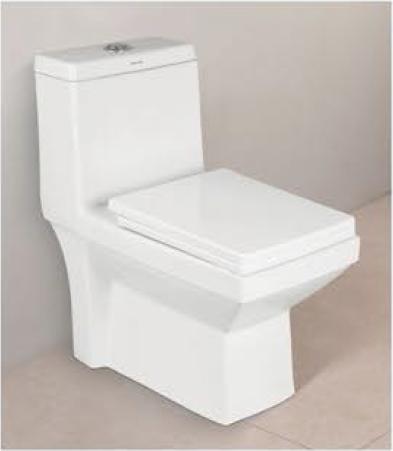 One Piece Toilet - 4001
