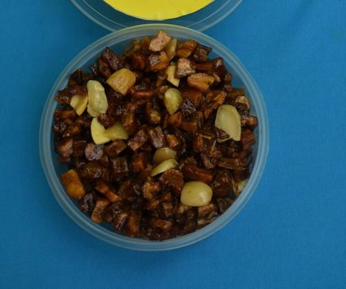 Dried Banana Mixed Fruit