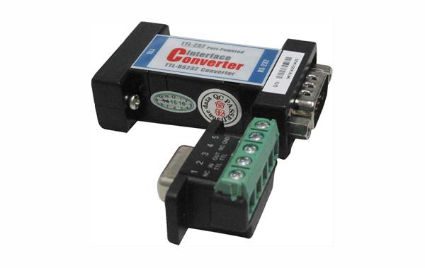 5V TTL to RS-232 Converter