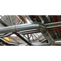 Industrial Spiral Ducting