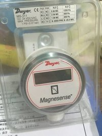 Dwyer MS 021 Magnesense Differential Pressure Transmitter