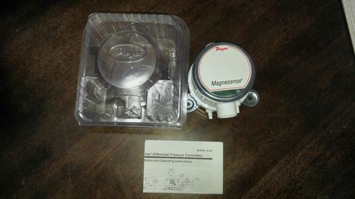 MS Magnesense Differential Pressure Transmitter