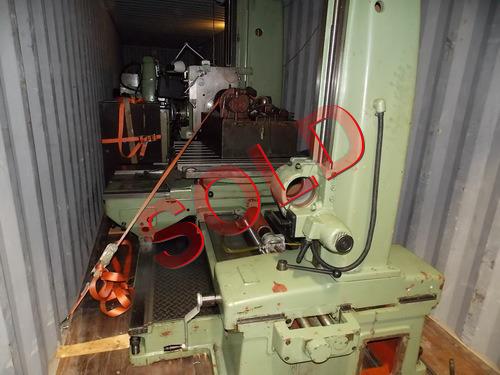 HORIZONTAL BORING MACHINE TOS WH80
