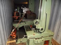 HORIZONTAL BORING MACHINE TOS WH80