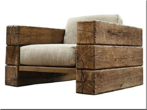 Single Seated Sofa