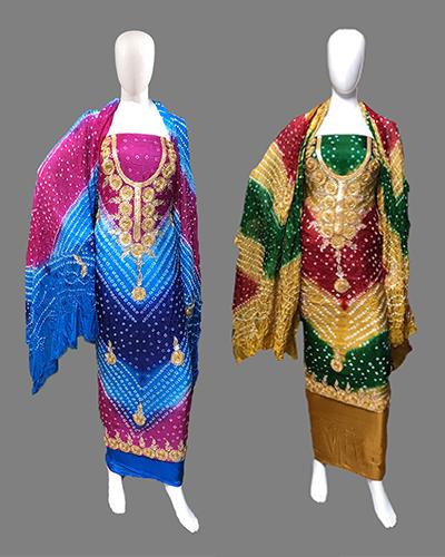 Silk Dress Materials - Manufacturers & Suppliers, Dealers