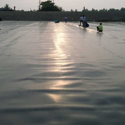 HDPE Geomembrane Installation
