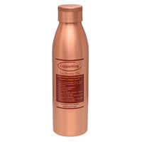 Seamless Pure Copper Water Bottle