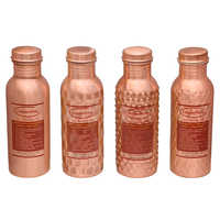 Handmade Copper Bottle