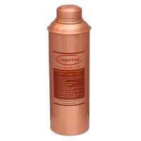 Bislari Shape Copper Water Bottle