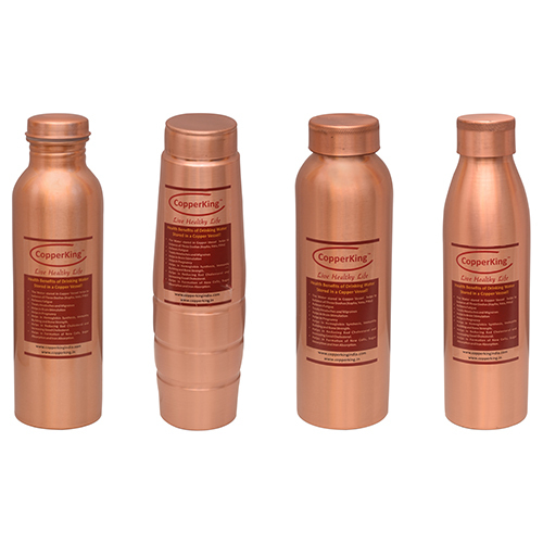 CopperKing Pure Copper Bottles