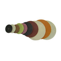 4-10 inches Diamond Polishing Wet Pads