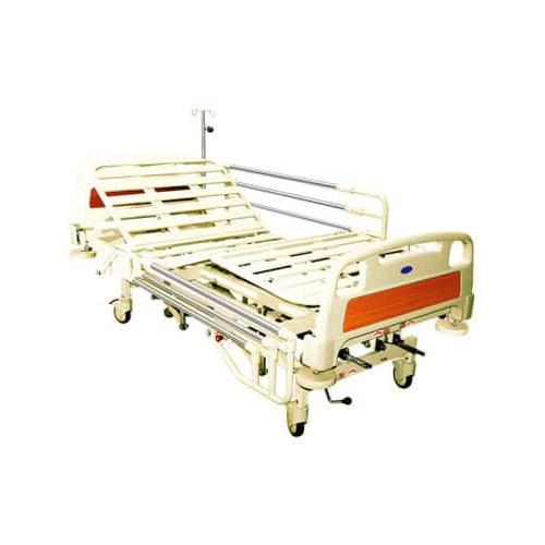 Hi-Low ICU Bed (with P.P. Board)