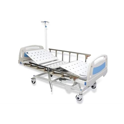 Fixed Height ICU Excel Motorized Bed