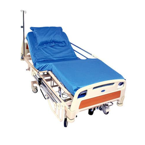 Semi Electric ICCU Bed