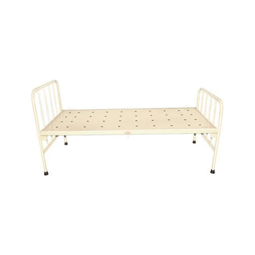 Perforated Sheet Top Hospital Bed