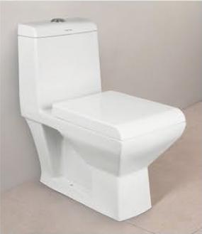 One Piece Toilet - 3001