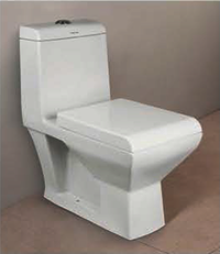 One Piece Toilet - 3001
