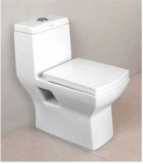One Piece Toilet - 6001