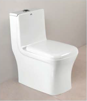 One Piece Toilet - 7001
