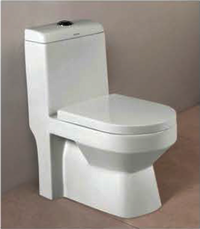 One Piece Toilet - 7002