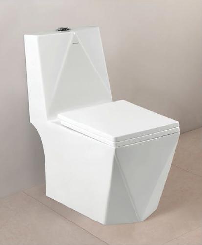 One Piece Toilet - 8001