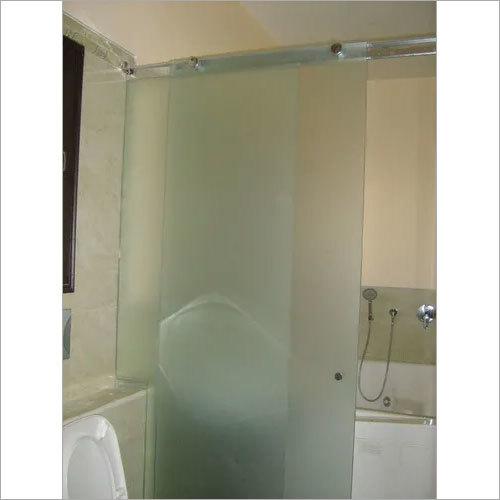 Sliding Door Shower Enclosure