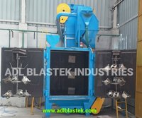 Spinner Hanger  Type Shot Blasting Machine