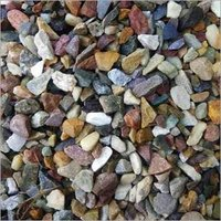 Natural mix color decorative gravels and chips