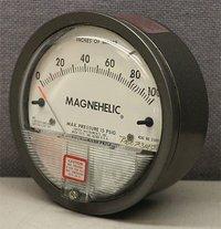 Dwyer USA Model 2160 Magnehelic Gage Range 0-160 Inch WC