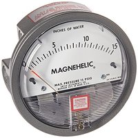 Dwyer USA Model 2180 Magnehelic Gage Range 0-180 Inch WC