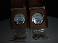 Dwyer USA Model 2250 Magnehelic Gage Range 0-250 Inch WC