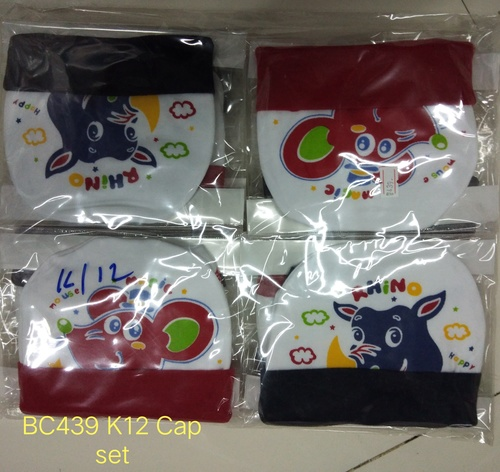 New Born Baby Cap Set-Bc439