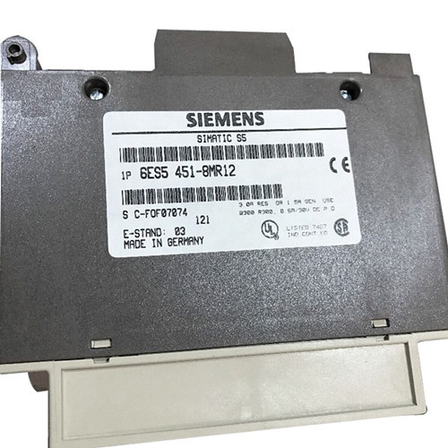 SIEMENS 6ES5 451-8MR12