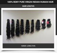 Raw Hair Lengths