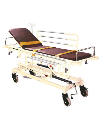 Height Adjustable Patient Stretcher