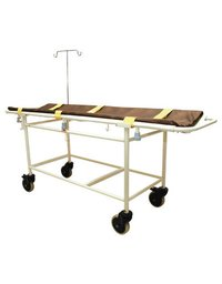 Hospital Patient Stretcher Trolley