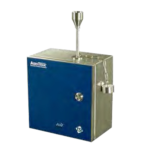 Remote Particle Counter
