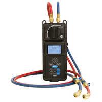 Hydronic micromanometer