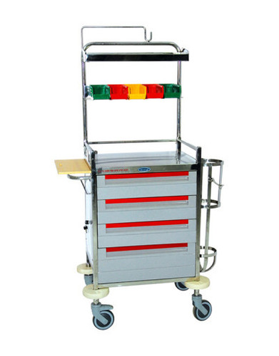 Trauma Care Crash Cart