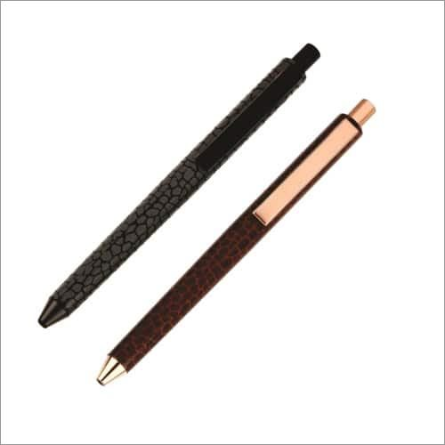 Maxima Leather Metal Pen