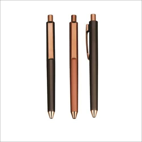Maxima Rose Gold Ball Pen