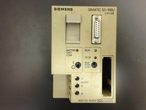 SIEMENS 6ES5 100-8MA02