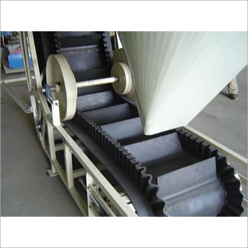Side Wall Cleated Rubber Conveyor Belt