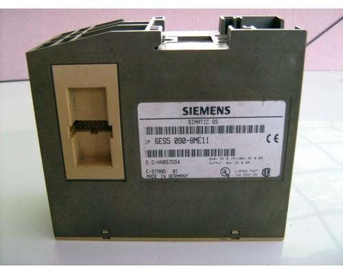 SIEMENS 6ES5 090-8ME11