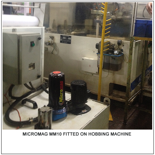 Machine Magnetic Filter