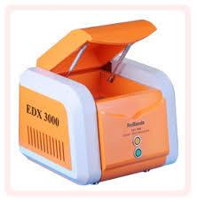 EDX 3000 Element Analyser Spectrometer