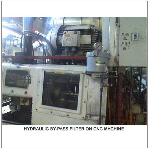 Hydraulic By Pass Filters